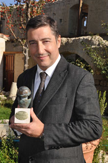 Joan-Roca-con-Premio-Amanita-2010