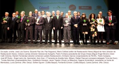 Entrega de Premios de la Fehr Electrolux
