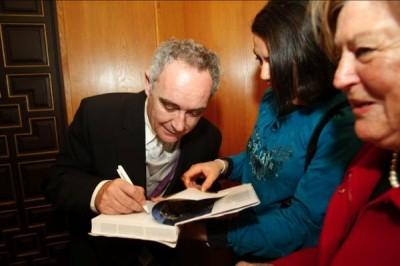 Ferran ADria en Murcia  medalla de oro