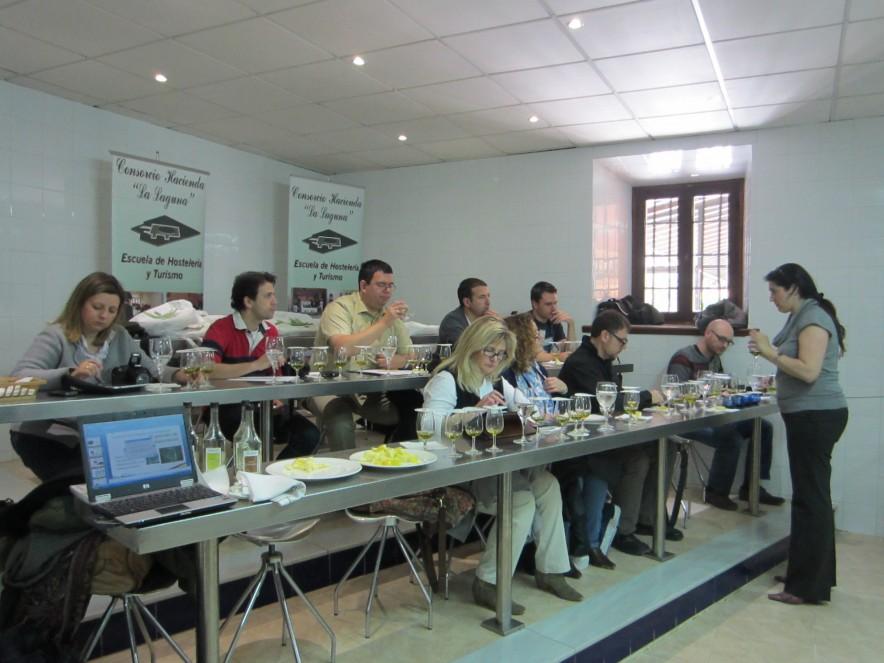 Cata Blogueros en Jaén