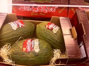 Melones de Villaconejos