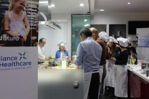 Gastronomía, Salud, Healthcare