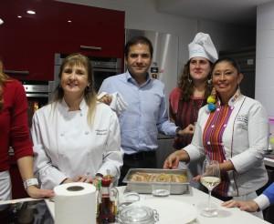 Cocina Con Encanto y Javier Casas