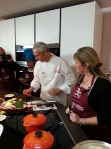 Clases con Jesús Almagro Master Chef