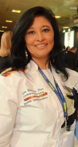 Irina Herrera Cocinera Peruana
