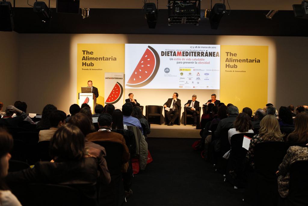 Congreso Dieta Mediterranea-Alimentaria Hub