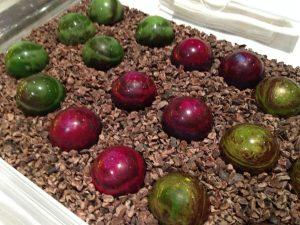 Chocolate bombones