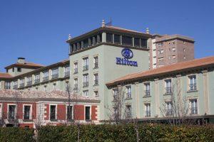 Hotel Buenavista Hilton Toledo