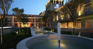 Hotel Hilton Buenavista Toledo Exterior