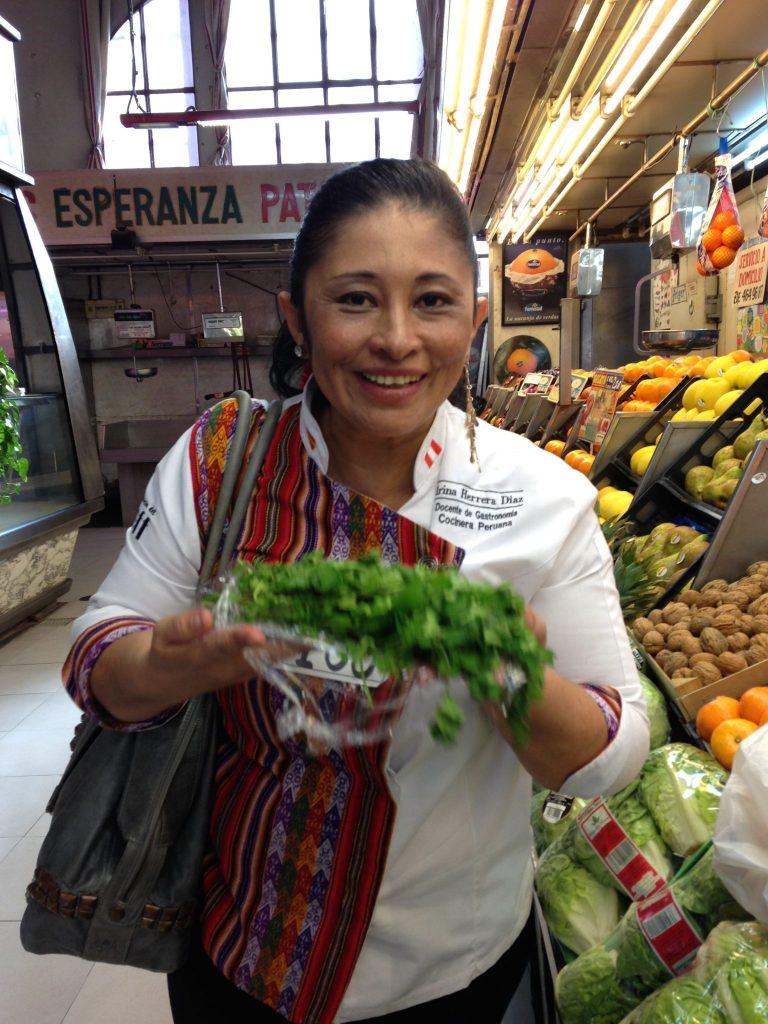 Embajadora de La Cocina Peruana