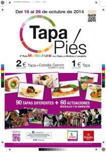 Tapapies Tapas