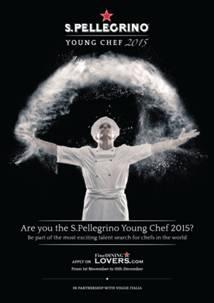 Chef más joven del Mundo 2015