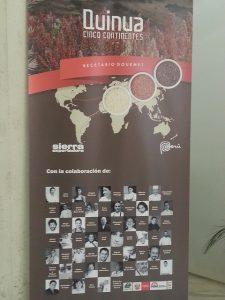 Chefs participantes Quinua Cinco Continentes