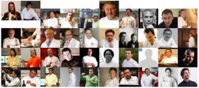 Chefs y cocineras de Madrid Fusión 2015