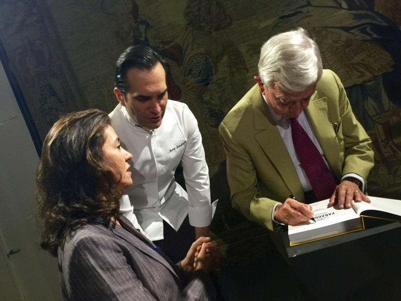 Mario Sandoval, Rafael Ansón,