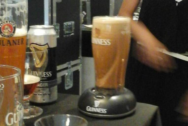 Guiness surger thebeerexperience