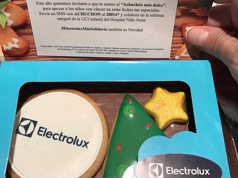 Fundación Aladina Electrolux