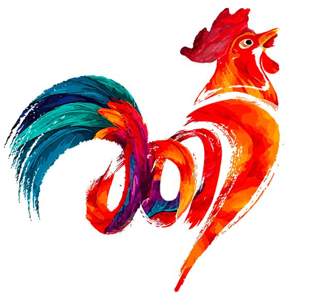 Gallo de Fuego