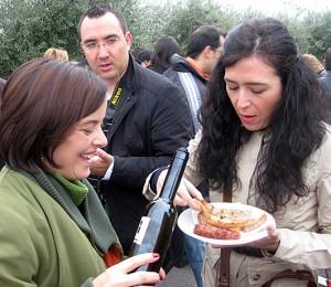 Desde la Fiesta de la Cosecha de la Oliva en La Boella