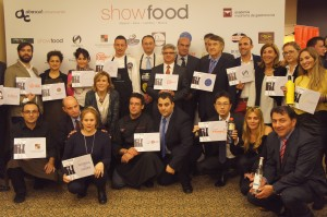 Patrocinadores, organizadores, participantes