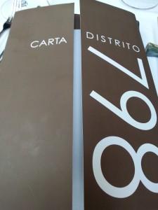 Entrada Distrito 798