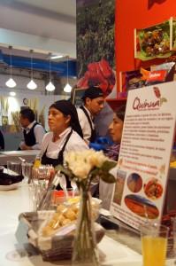 Quinoa, Quinua El Grano Andino