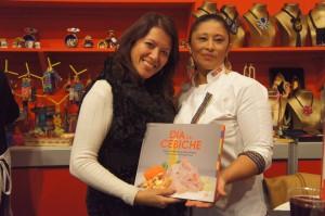 Irina C. Herrera y Cecilia M Flores