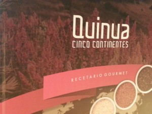 Quinua 5 Continentes Recetario Gourmet
