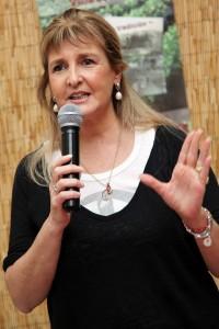 Alejandra Feldman en Villaconejos