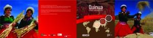 LA QUINUA,  5 continentes, recetario 2013 CARÁTULA-2