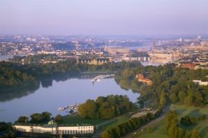 Suecia, Estocolmo,