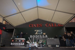 Rodilla_Evento Callao Escenario