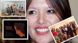 Cecilia Flores 51 Peruanas en España