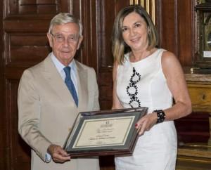 Rafael Anson y Dra. Canal Cocina