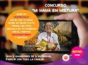 Concurso Mi Mama en Mistura