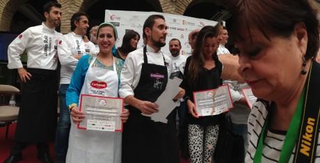 ganadores tapas califato gourmet