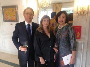 Embajadores de Japón en Madrid