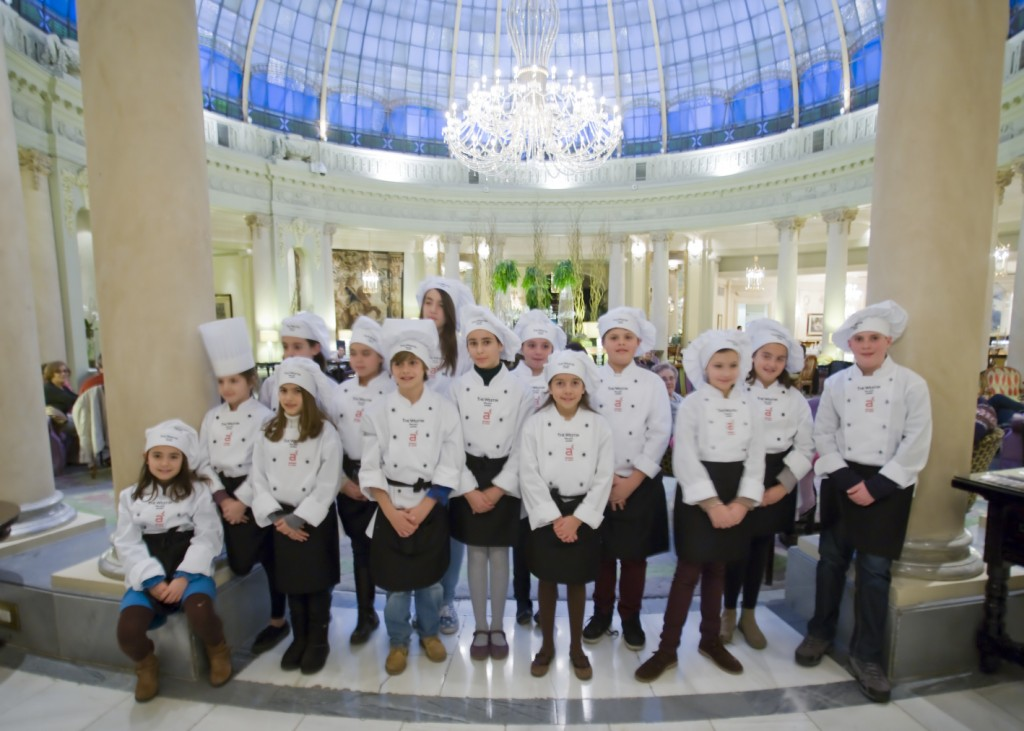 Grupo Chefs Junior Palace