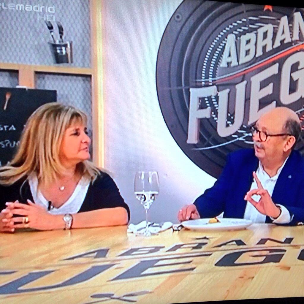 Cristino Alvarez y Alejandra Feldman