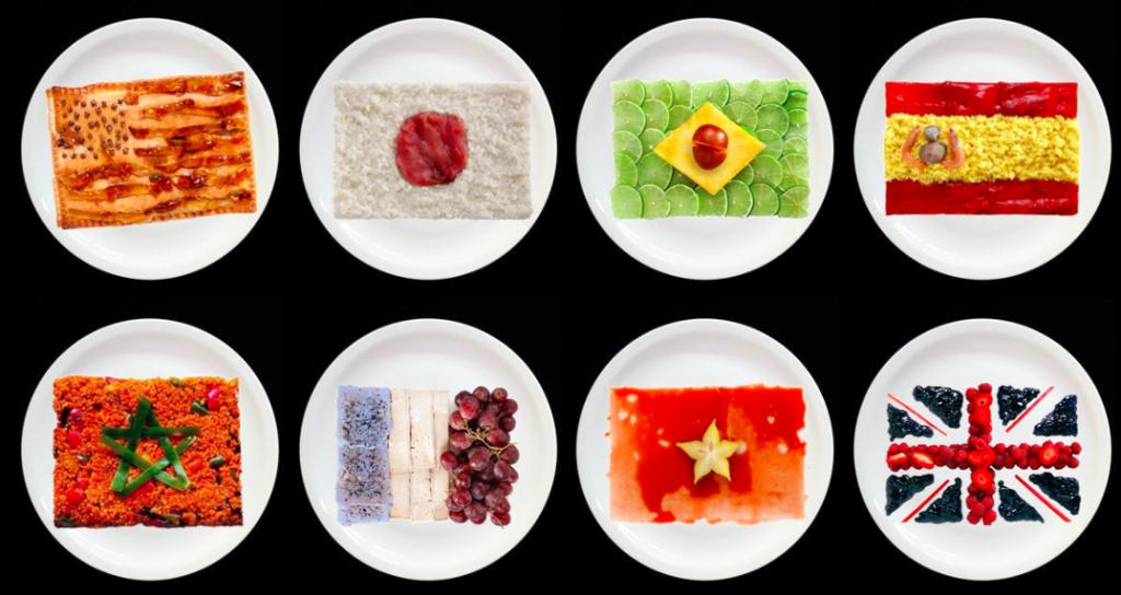 Gastronomía y Relaciones Internacionales desde España