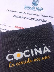 Gastronomicom y Canal Cocina Tapas Marineras