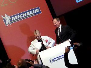 David Muñoz 3 estrellas Michelin