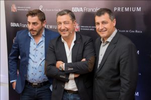 Jordi, Joan y Josep Roca