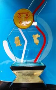 Premio Orgullo Peruano Extranjera Solidaria