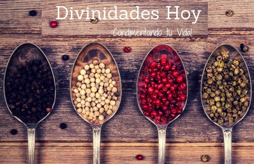divinidades hoy                                                                                                                                                                    DIVINIDADES