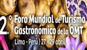 2º Foro internacional Turismo y Gastronomía