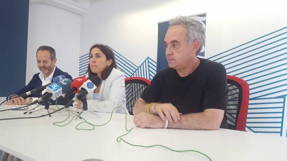 diario sur, malaga, Ferran Adrià