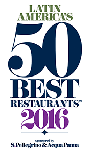 logo 50 Best Restaurants Latin