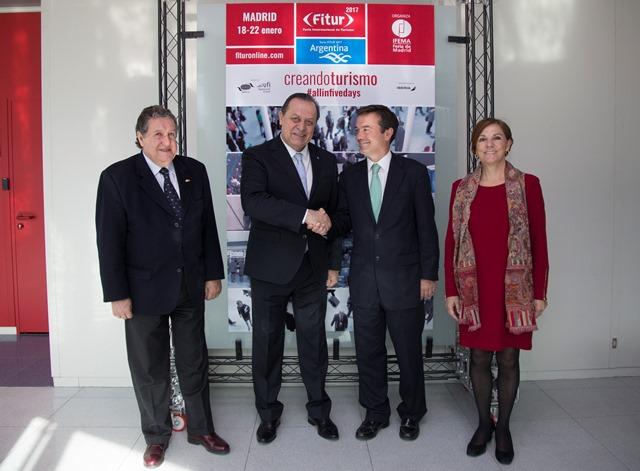 Embajador Argentina en España
