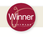 ganador gourmand cook book award